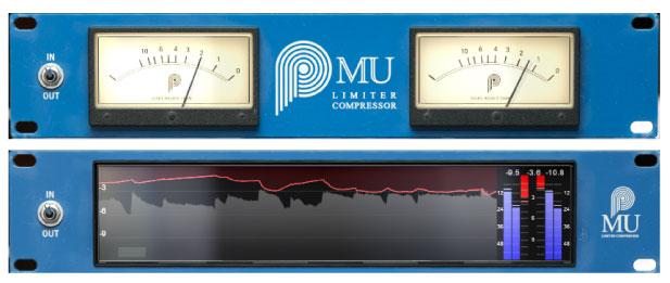 Pulsar Mu メーター画像